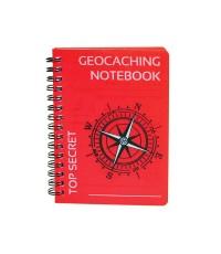 Geocaching Anteckningsbok A6