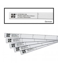 Nano Log Strips - 5 pack