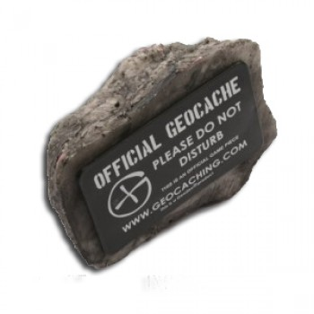 Konstgjord sten - svart