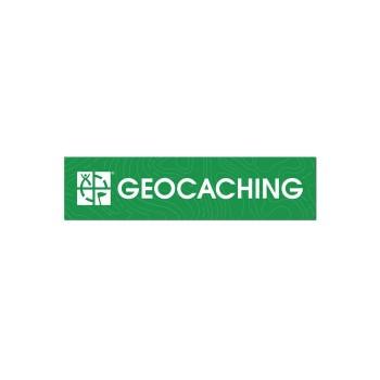 Geocaching Klistermärke