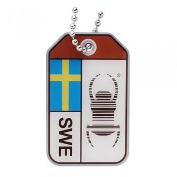 Geocaching Travel Bug® Ursprung - Sverige