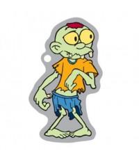 Halloween Zombien Ziggy - Travel Tag